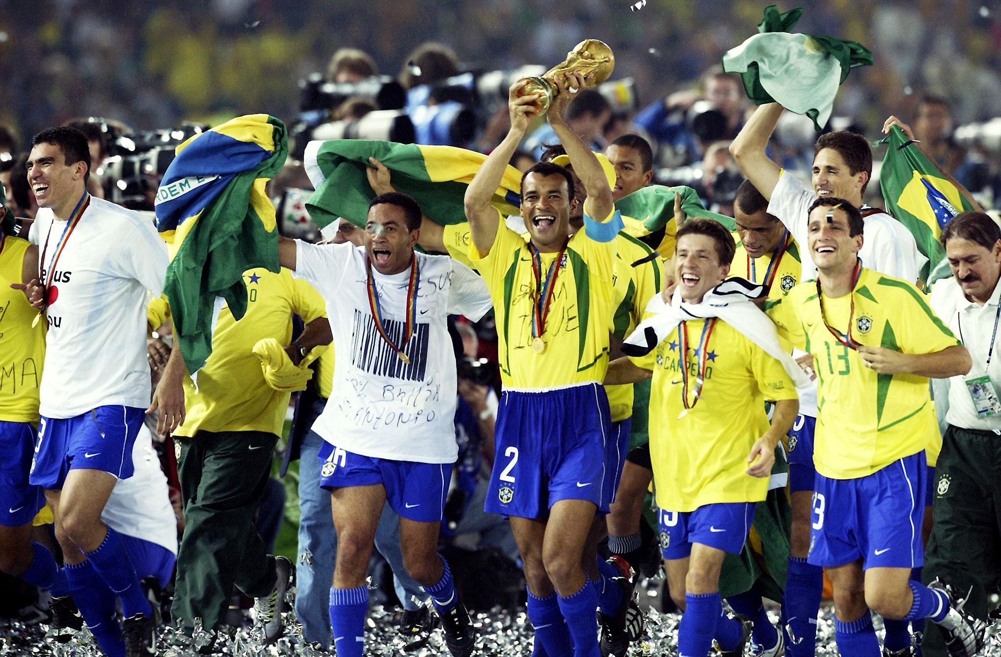 Brazil 2002