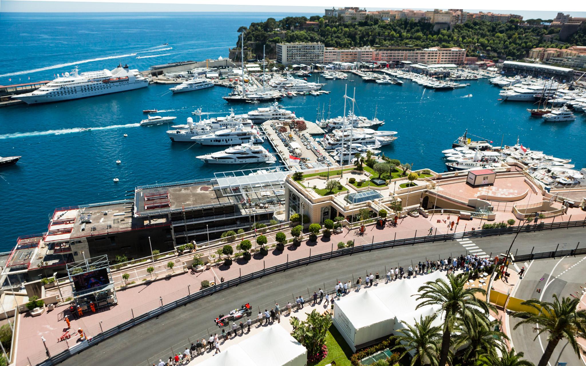 Monaco Formula 1 Grand Prix