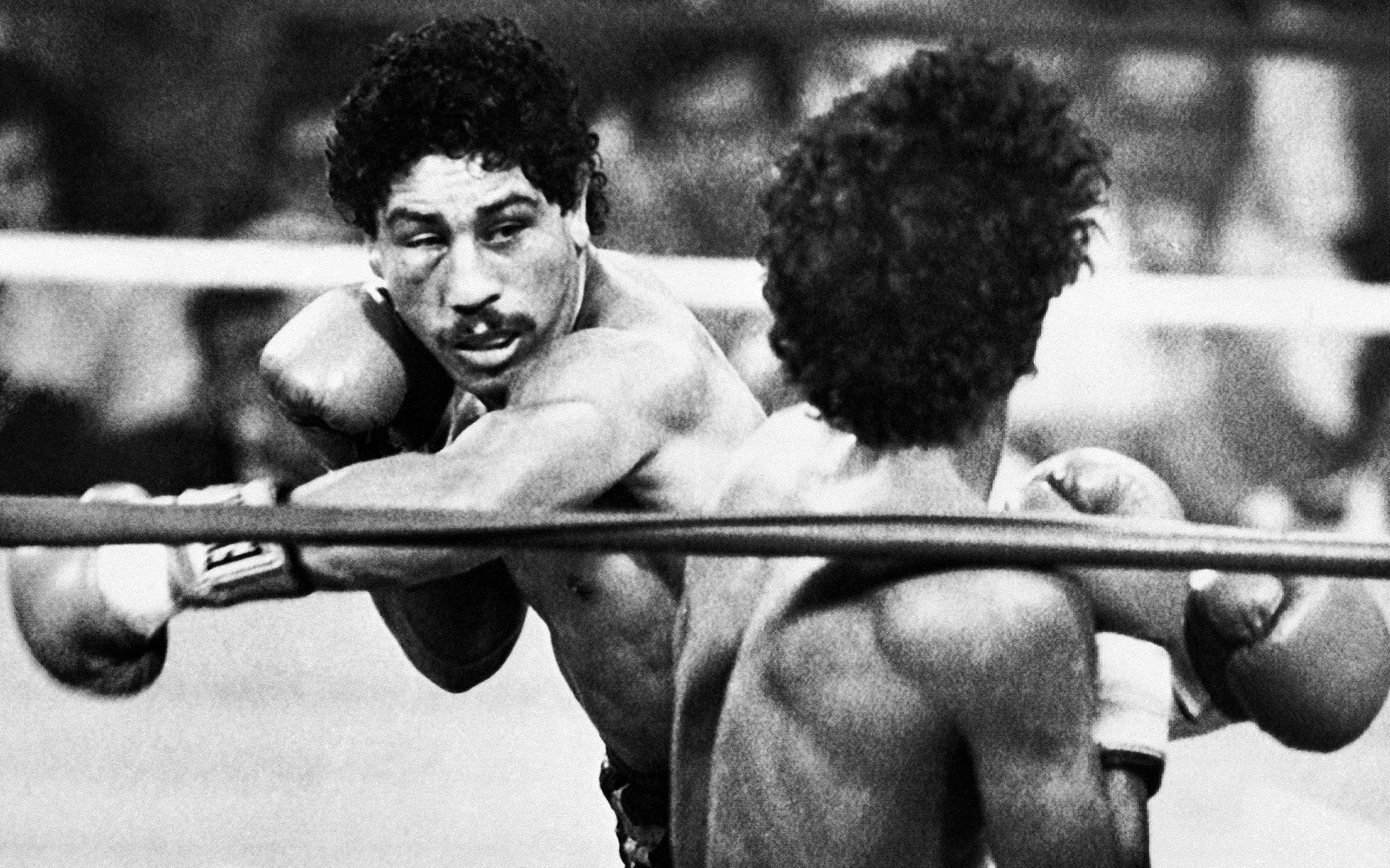 Salvador Sanchez & Wilfredo Gomez