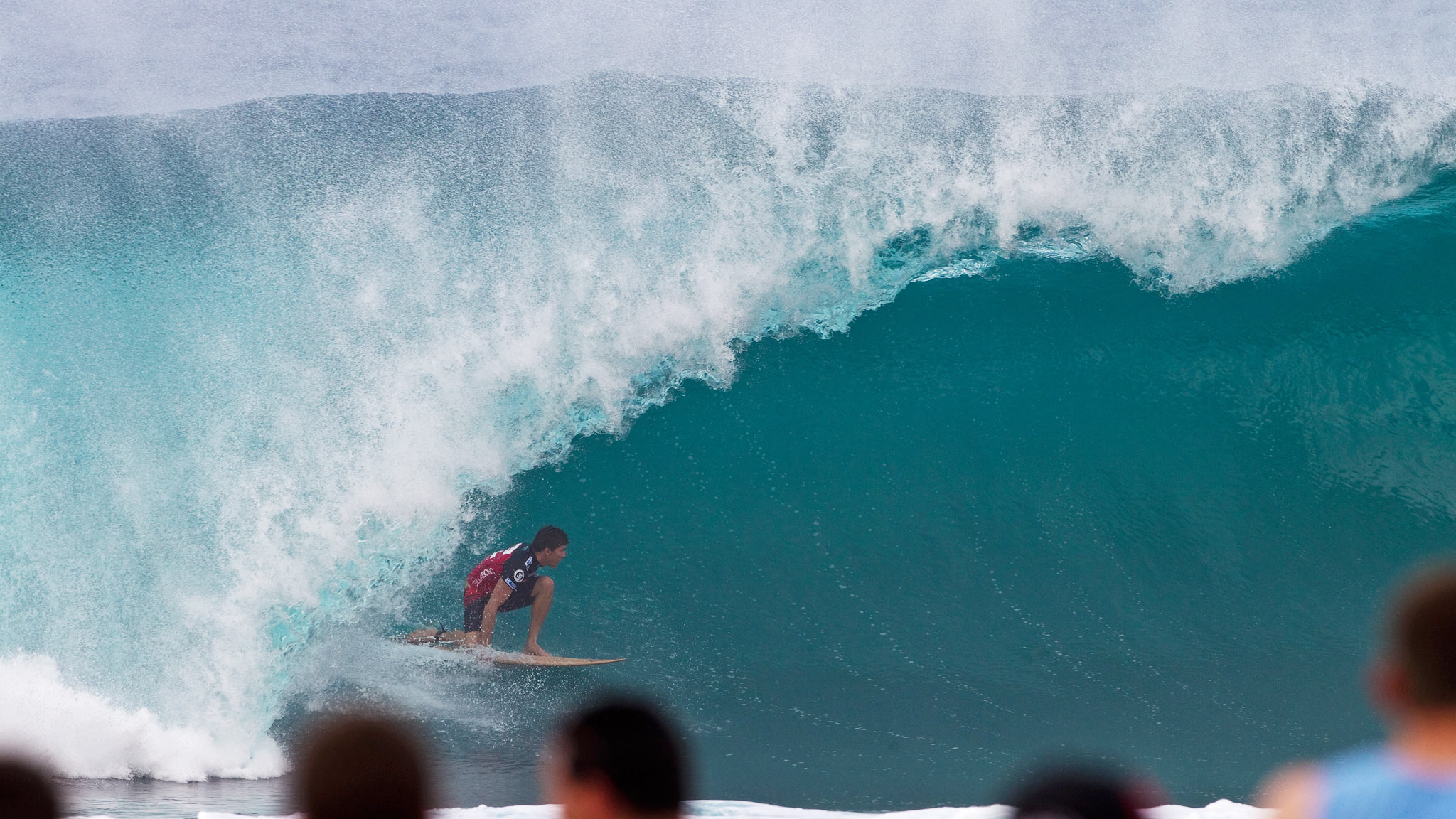 Tube Time At Pipeline
