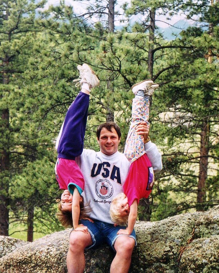 Chellsie Memmel, 2008 Olympic medalist in gymnastics
