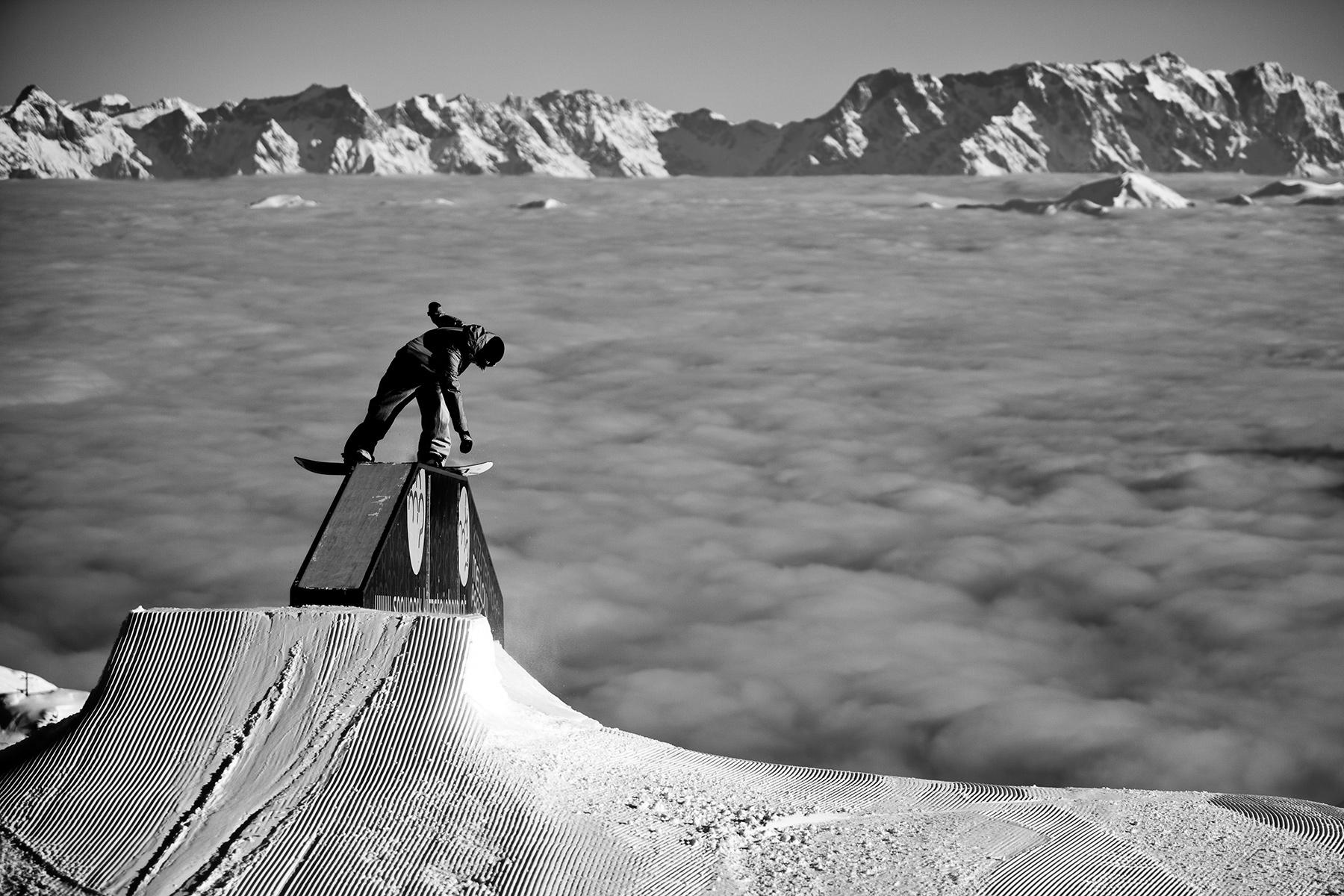 Werni Stock, Zugspitze