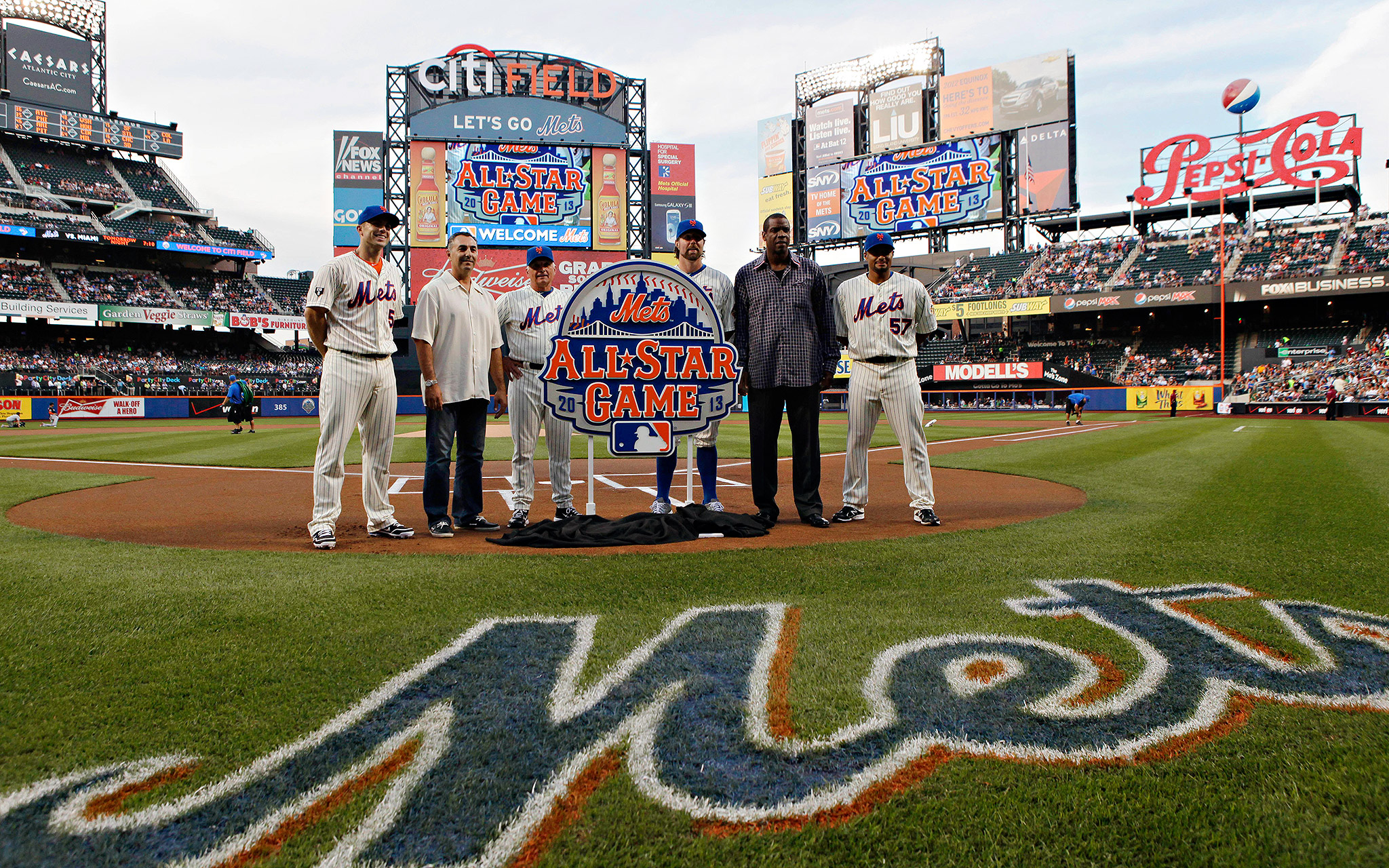 July 16, 2013 -- Citi Field