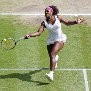Serena Williams heads to Wimbledon with a chance to add to her legacy.