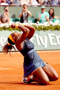 Serena Williams, amazingly, won the French Open 11 years after her initial title at Roland Garros.