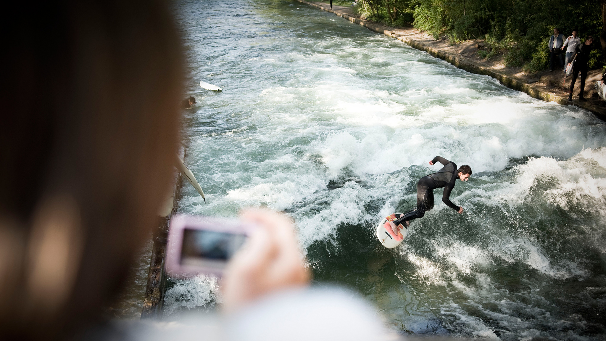 The Eisbach
