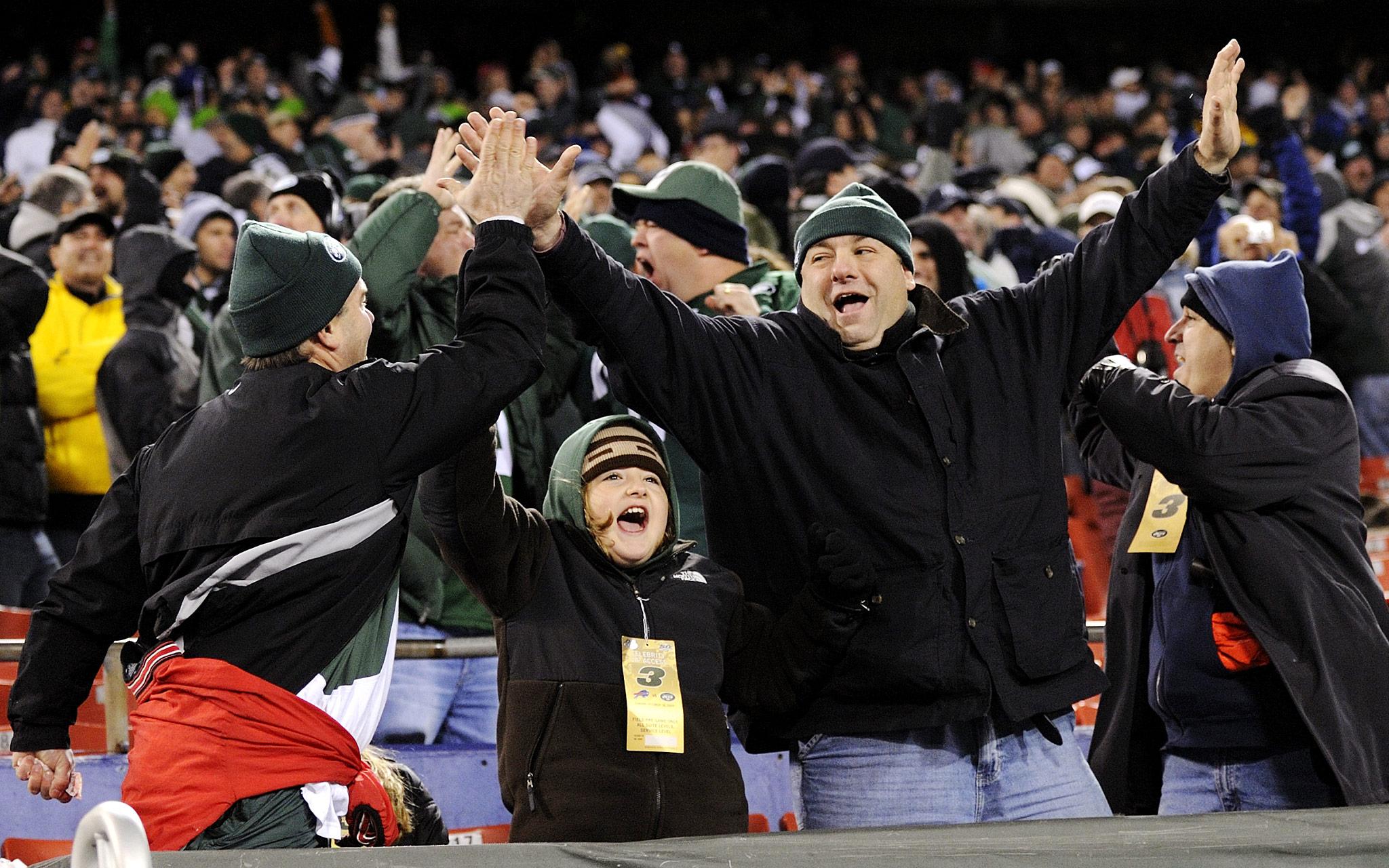 Touchdown, Jets!