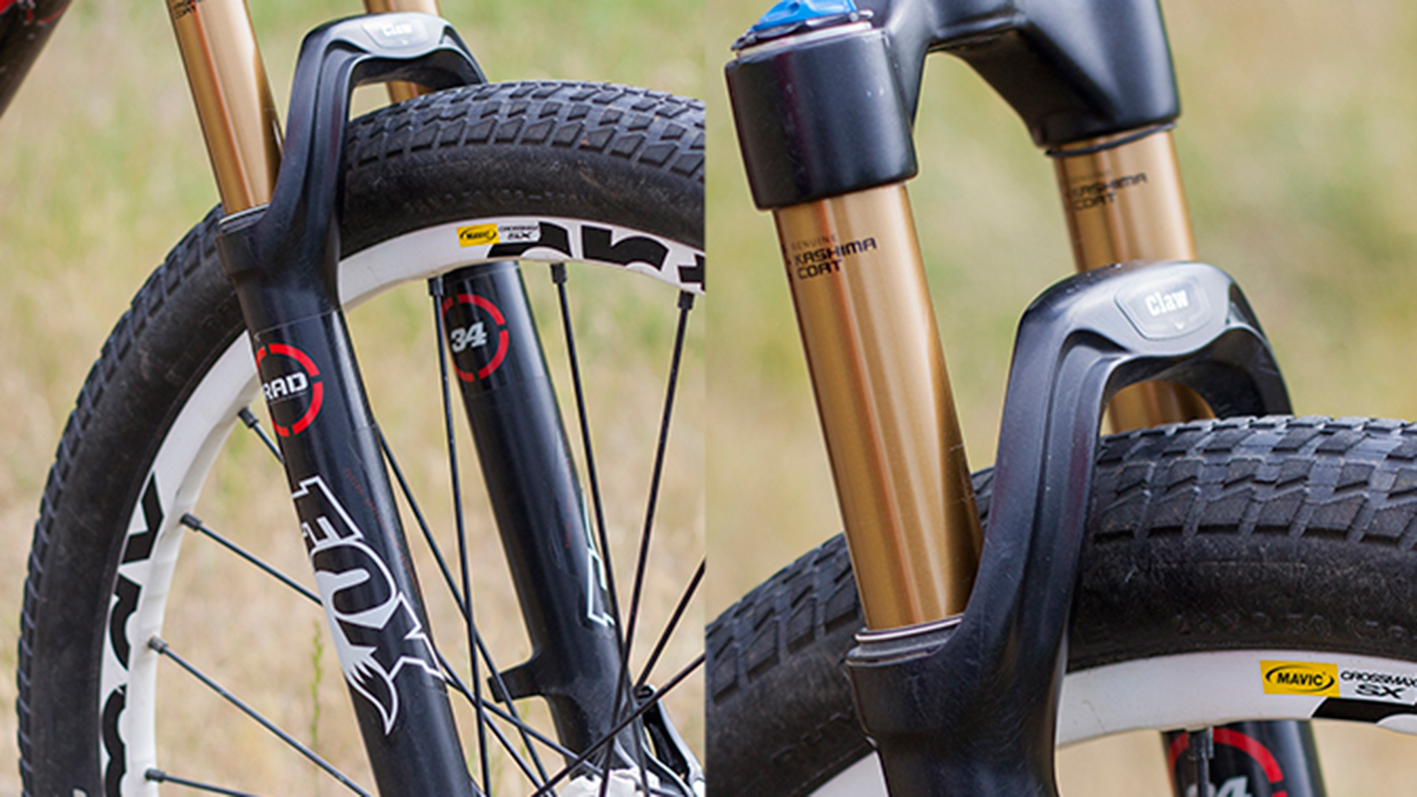 Fox 831 34mm Suspension Fork