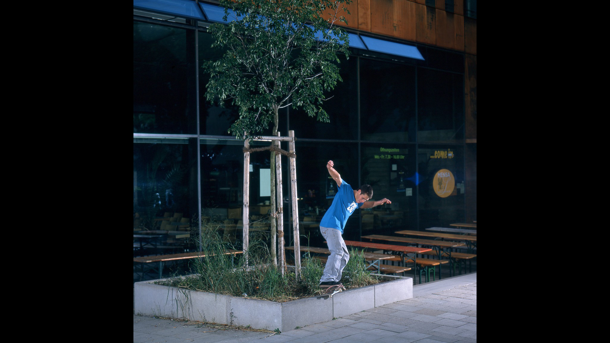 Fabian Lang, switch frontside feeble
