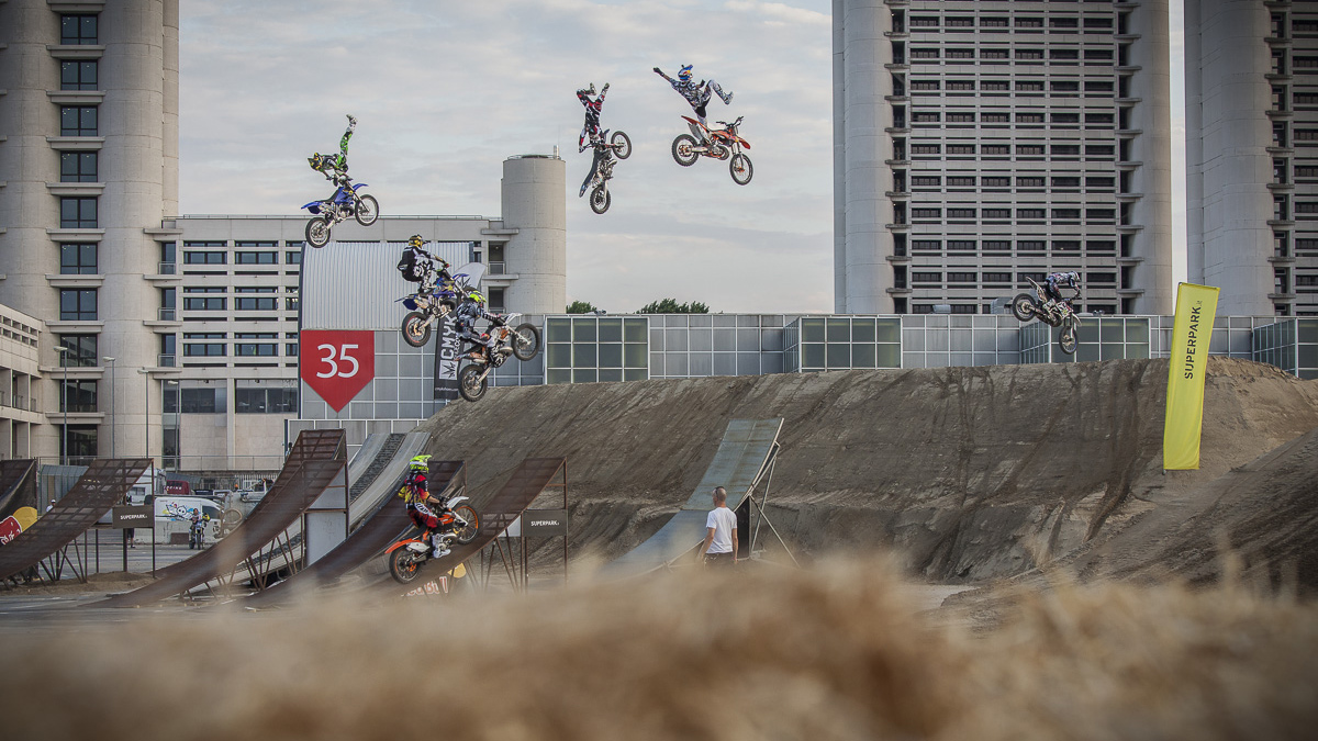 The Jambo FMX