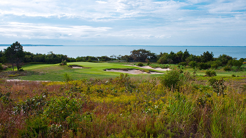 Like all U.S. Women's Open courses, Sebonack GC in Southampton, N.Y., will be set up by the USGA, not the LPGA, providing an unusual challenge.