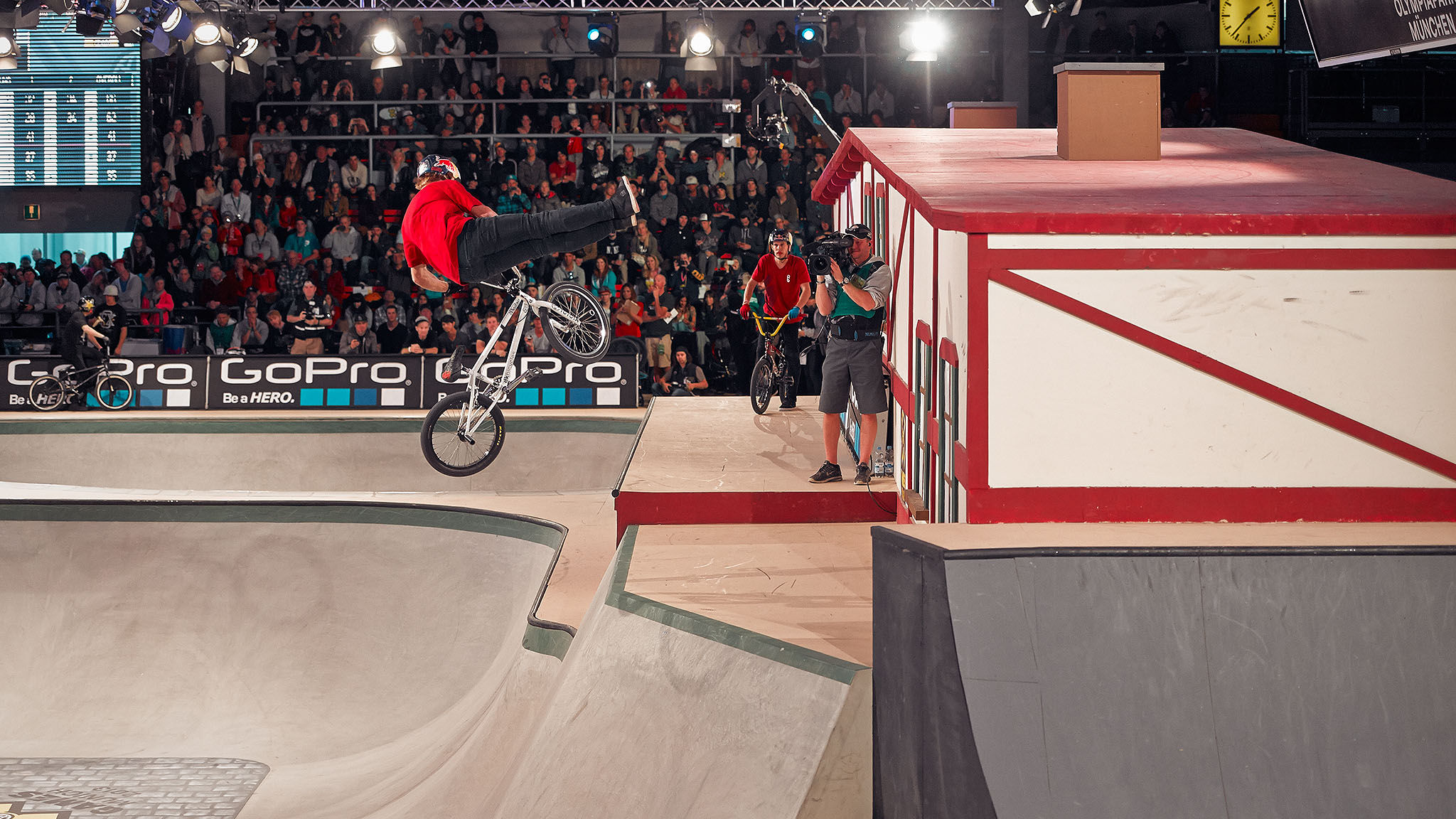 Canadian Drew Bezanson dropped one of the heaviest BMX Park Web videos of the year just weeks before X Games Munich. His brand of burly, progressive and classic motocross-influenced park riding is unlike any other rider in the BMX Park class. But Bezanson was unable to put it all together during the BMX Park finals, finishing in fifth place.