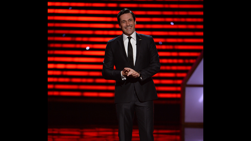 Jon Hamm during The 2013 ESPYS.