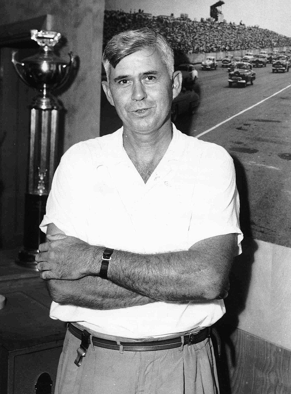 Harold Brasington
