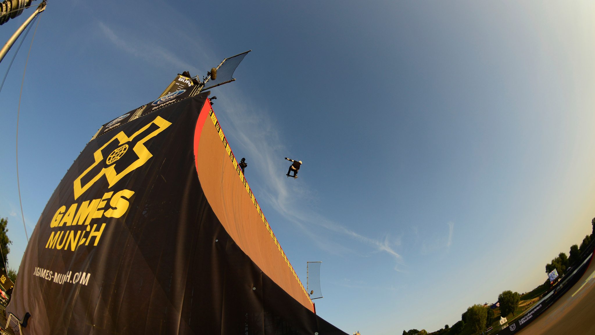 Bob Burnquist, Munich