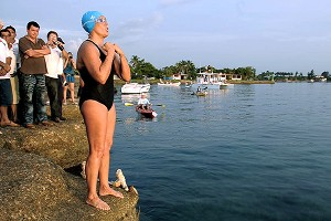 Diana Nyad plans to attempt another Cuba-to-Florida swim later this summer.