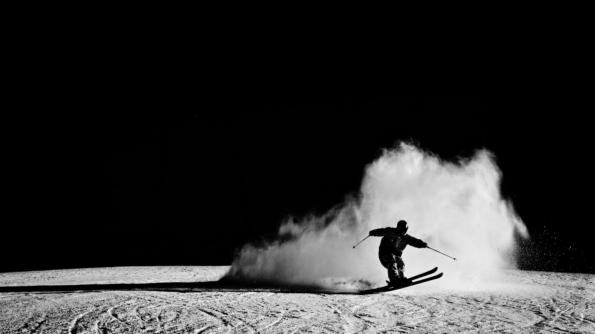 He Skis It All