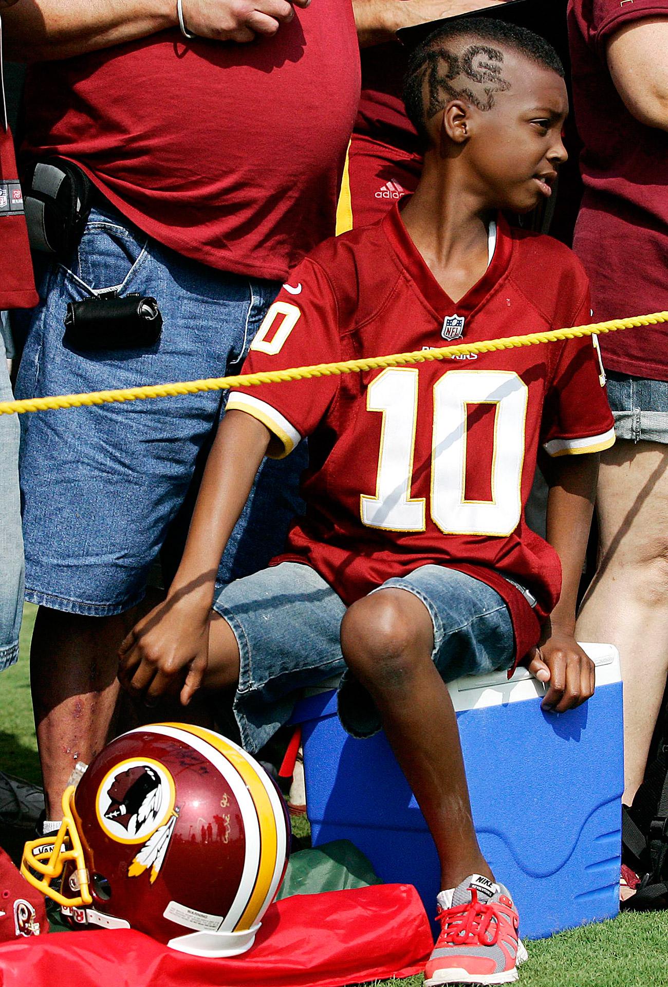 Redskins Fan