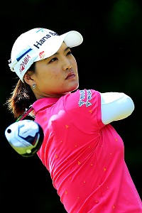 So Yeon Ryu has played well in the majors thus far this year, finishing second at the Kraft Nabisco and third at the U.S. Womens Open.