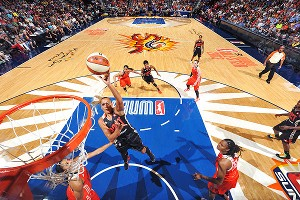 Since 2005, three All-Star Games have been played at Mohegan Sun Arena.