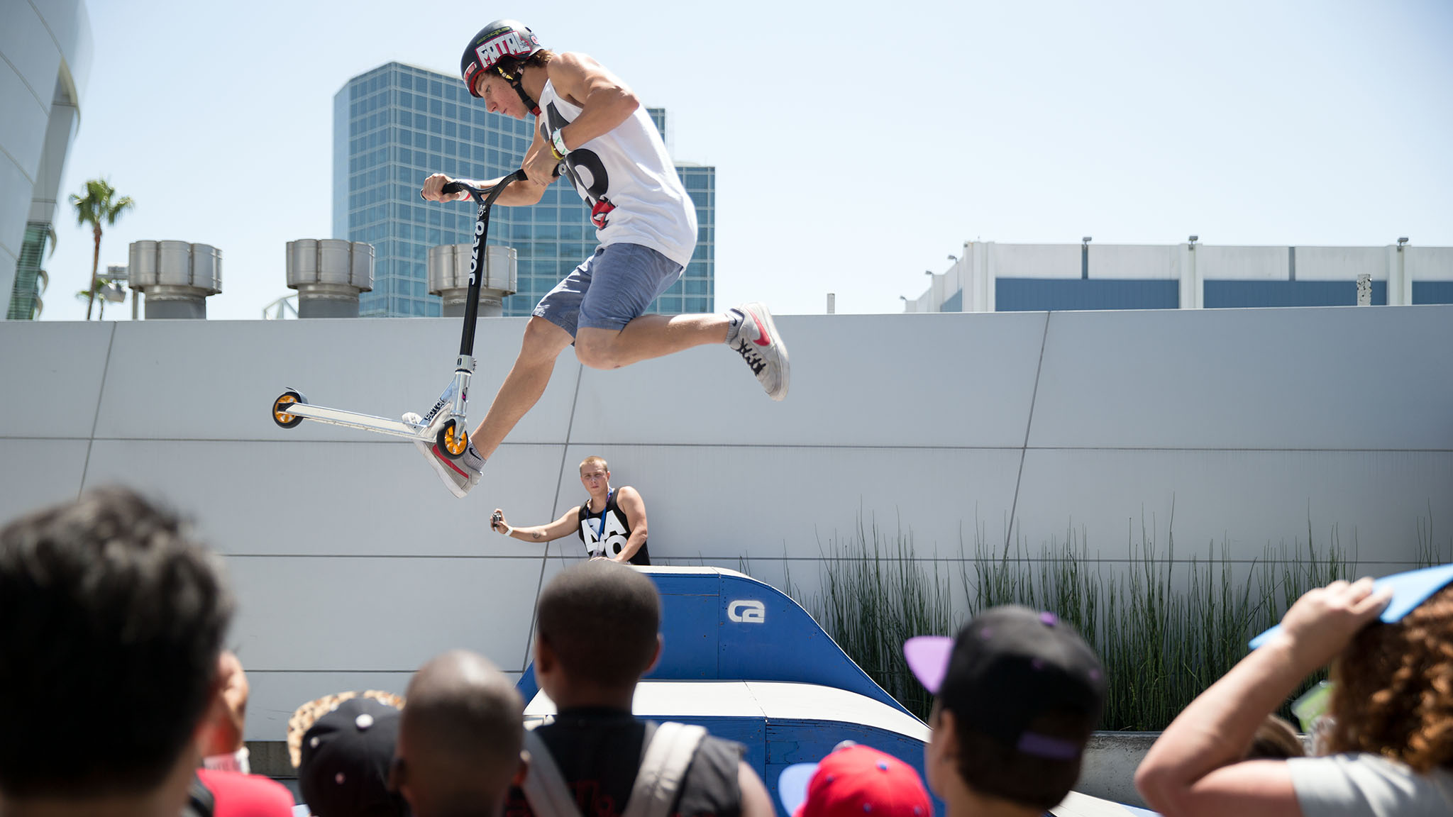 You haven't really gotten the full experience if you haven't attended an X Games event live and had a chance to walk around the X Fest village to take in the sights.