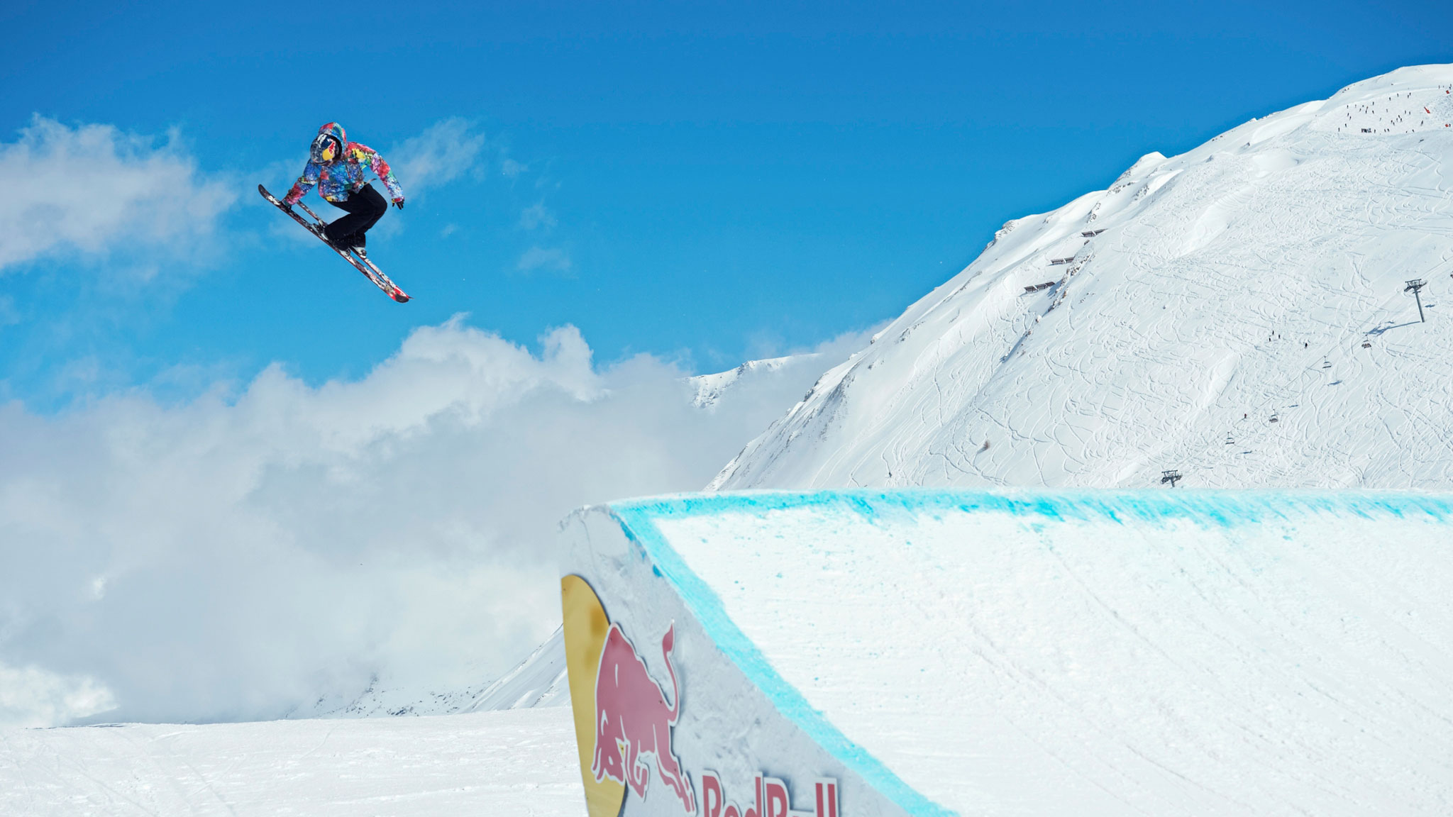 First Women's Ski Slopestyle Four-Peat