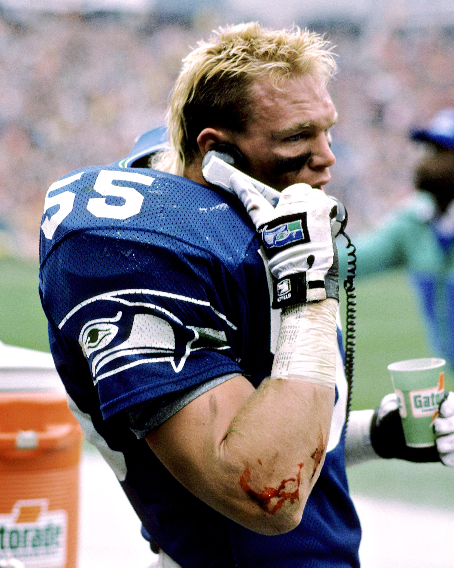 Craziest Hairstyles In Nfl History Complex