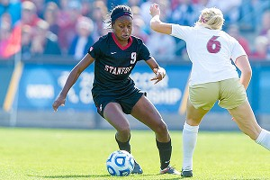 After losing several key players to graduation, Stanford will lean on Chioma Ubogagu.