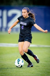 Katey Fawcett is entering her sophomore season at the University of Washington.