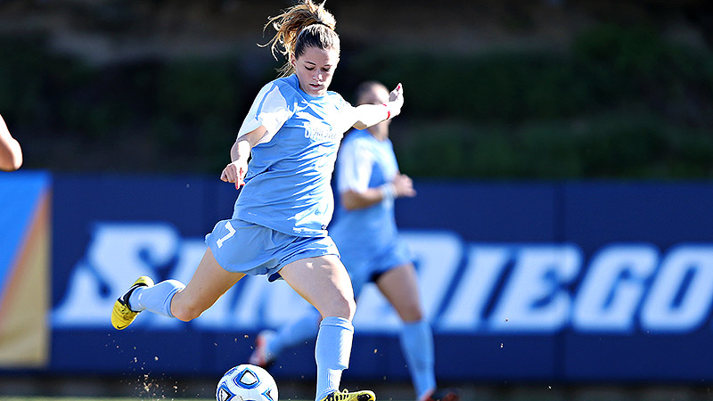 Kealia Ohai is just one of the many returning stars on yet another loaded North Carolina team.