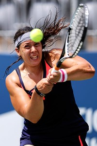 Marion Bartoli was one of the most consistent players in the game, never falling out of the top 20 for the past six years.