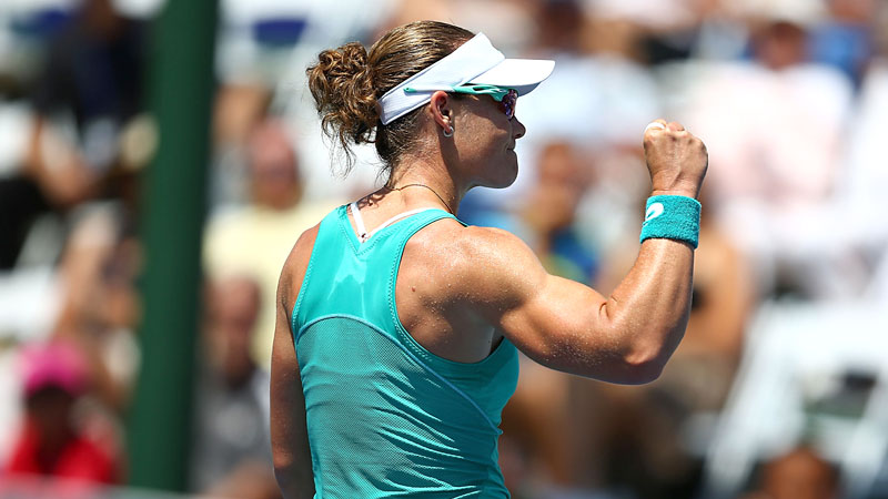 Sam Stosur has posted wins over Victoria Azarenka and Agnieszka Radwanska this summer and is the last player to beat Serena Williams at the US Open.