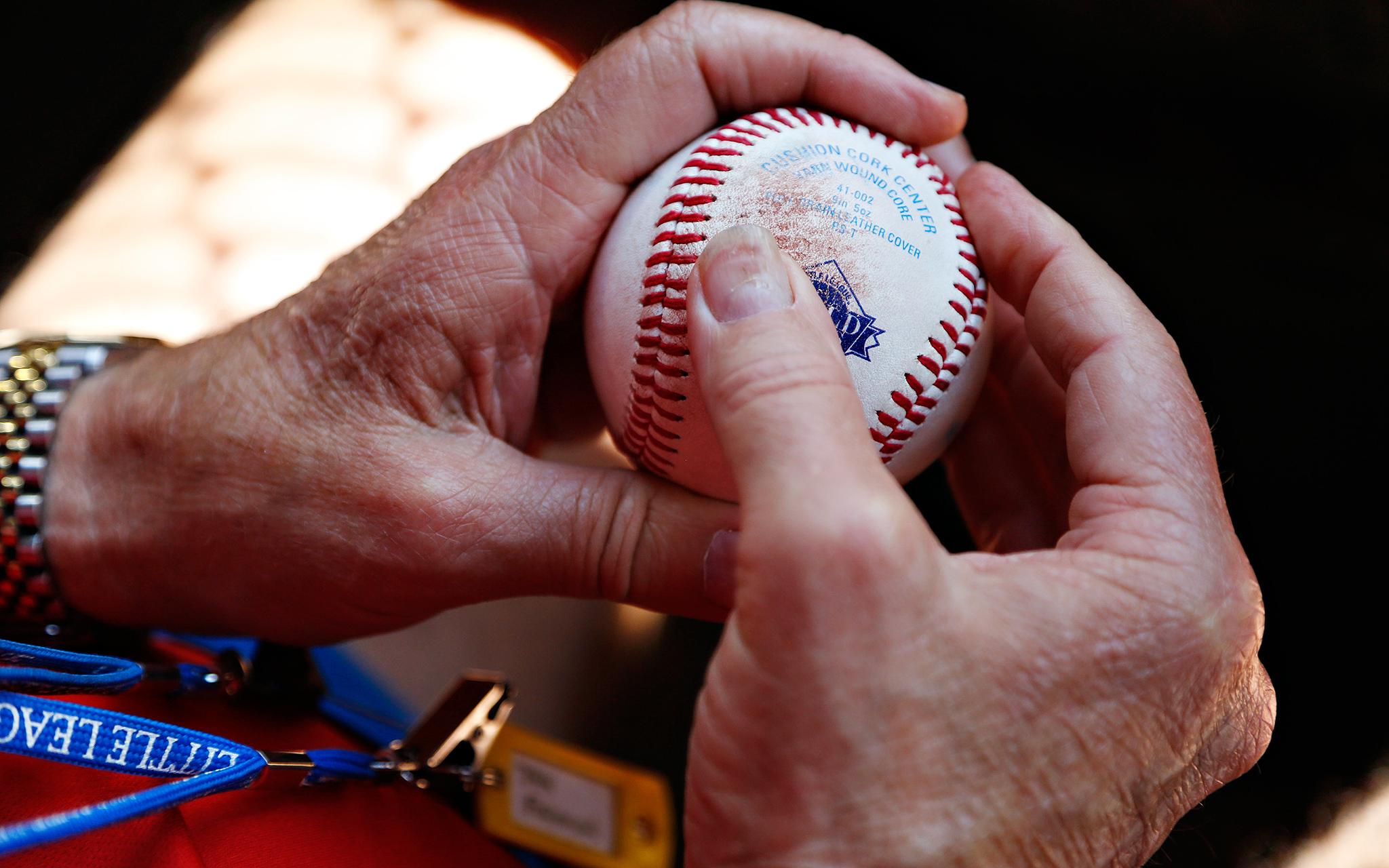 Scuffed Ball