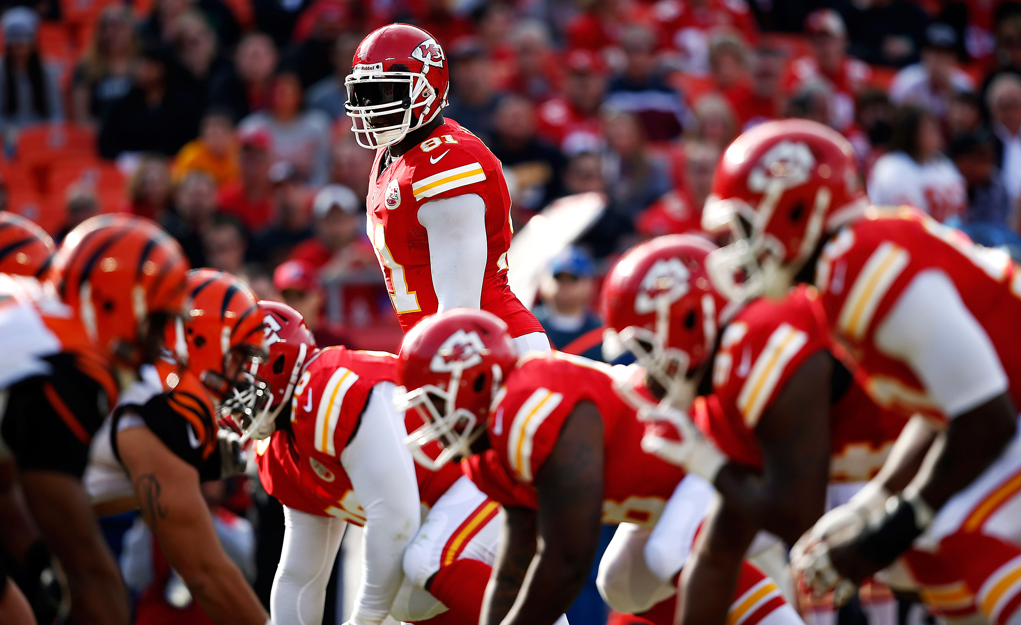#NFLRank No. 30, Defense: Tamba Hali