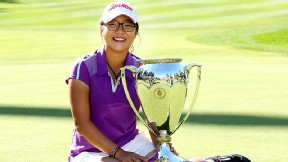 Teenager Lydia Ko, already a two-time winner, will join the LPGA at the start of the 2014 season after the tour waived its age limit of 18.