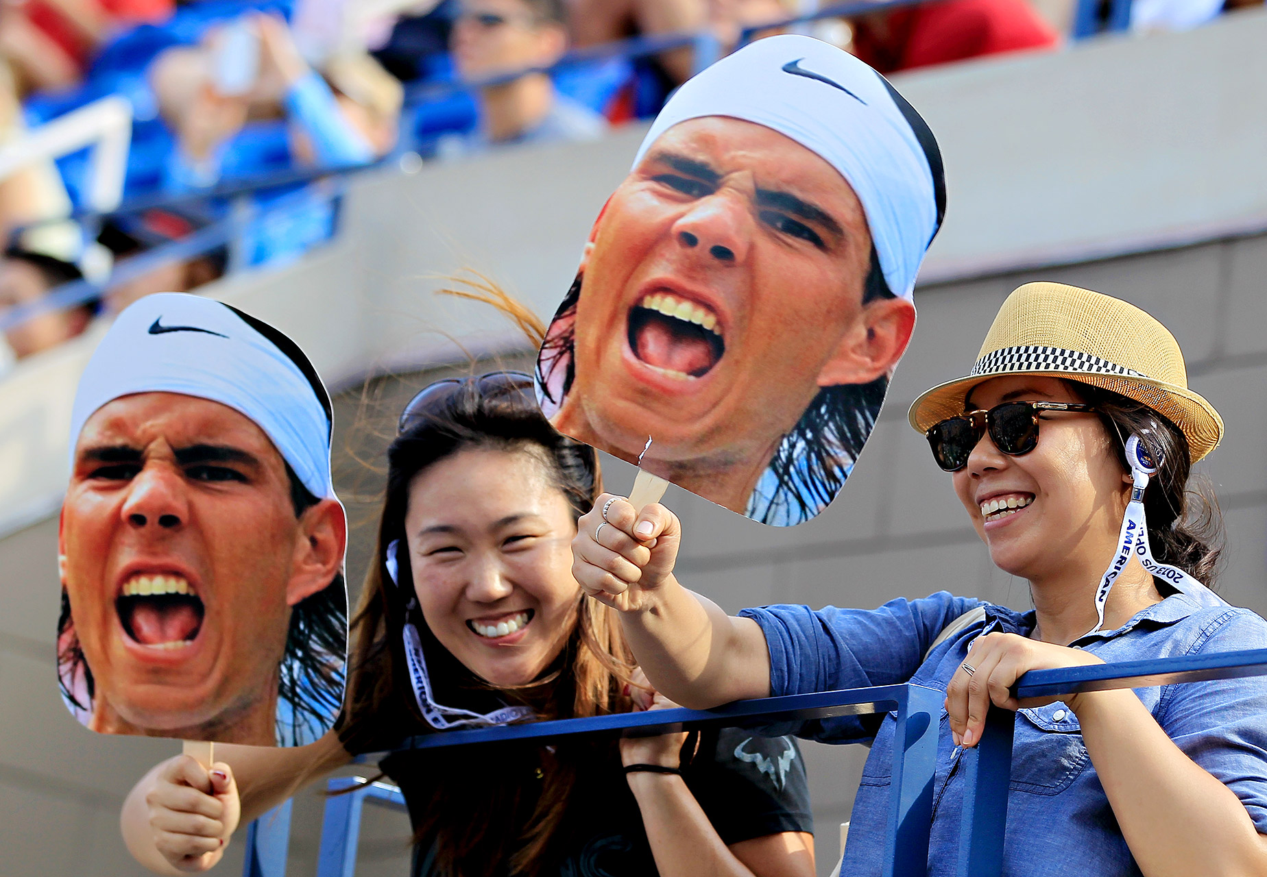 And Even More Nadal Fans