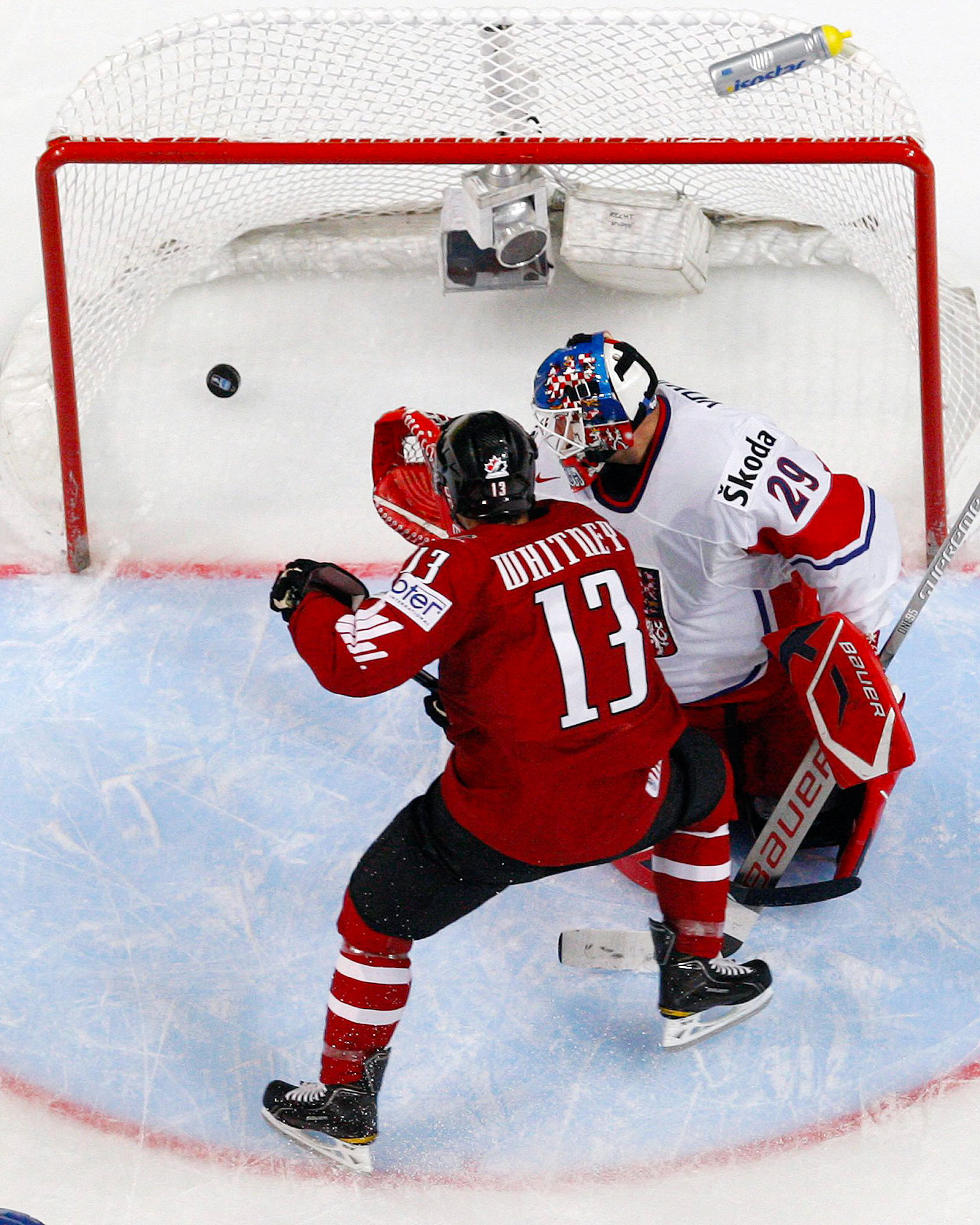 Team Canada: 2010