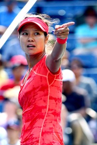 This is the first US Open semifinal for Li Na. Shes ready to do everything she can to neutralize Serena Williams explosive power.