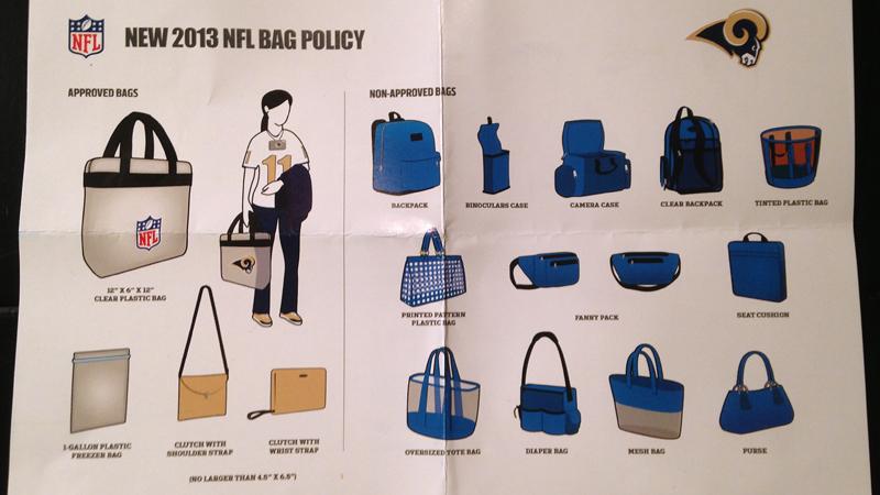 Bag ban