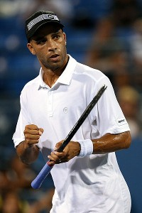 James Blake had Ivo Karlovic just where he wanted him -- until they went to a fifth set.