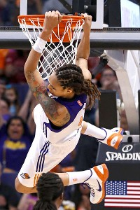 Brittney Griner didn't make WNBA fans wait long to see the impact she would have in the pro game.