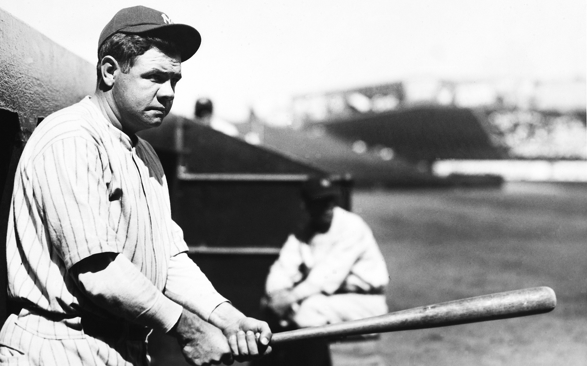 8. Babe Ruth, Yankees - 2 percent