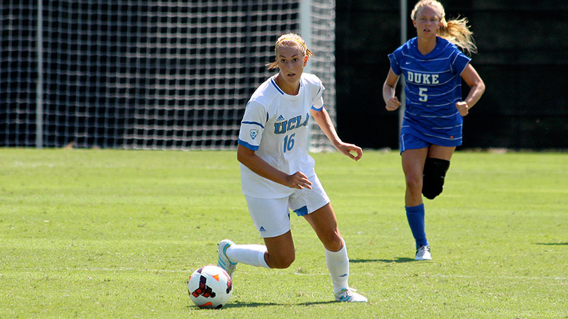 Junior midfielder Sarah Killion and the rest of the UCLA team just wrapped up a 12-day road trip that took them to two cities and included four games against ranked teams.