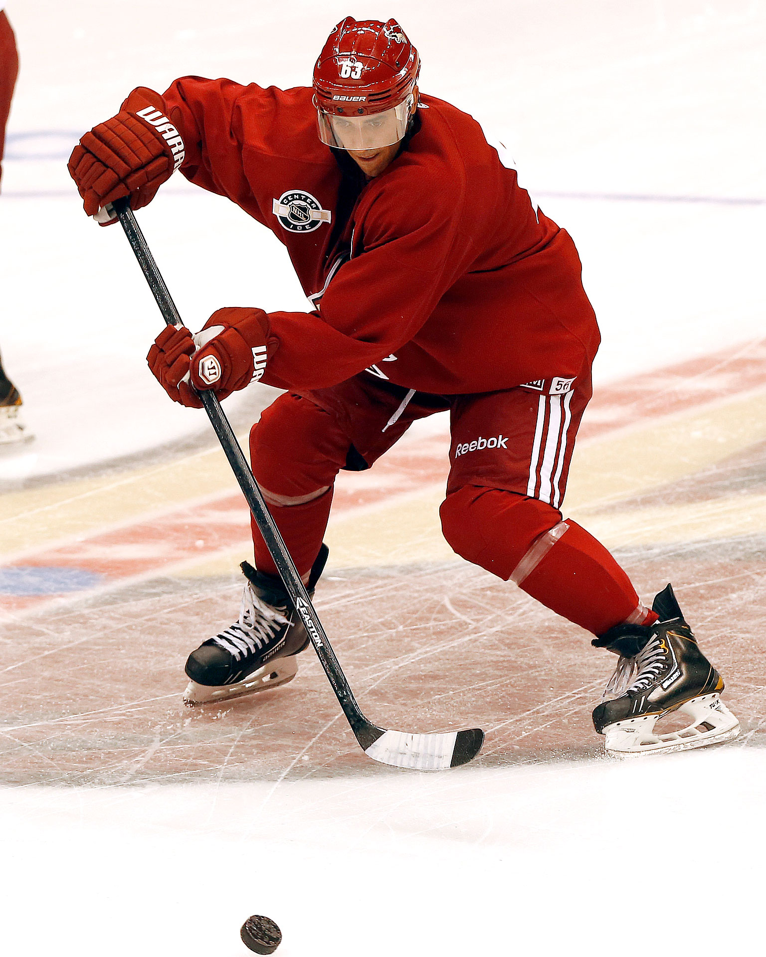 Mike Ribeiro in Phoenix
