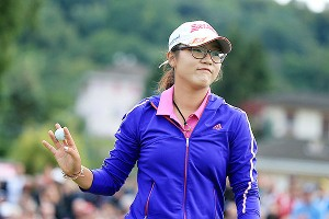 Sixteen-year-old Lydia Ko is asking the LPGA Tour to waive its minimum age requirement of 18.