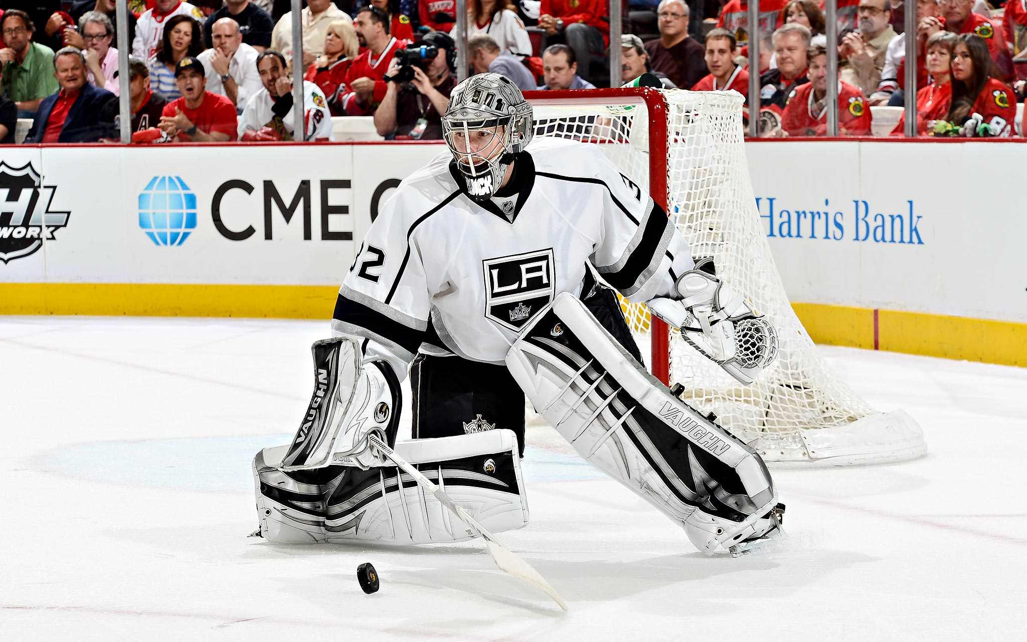 No. 9 Jonathan Quick