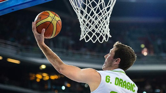 After leading his team to fifth place at EuroBasket, Goran Dragic heads back to Phoenix.