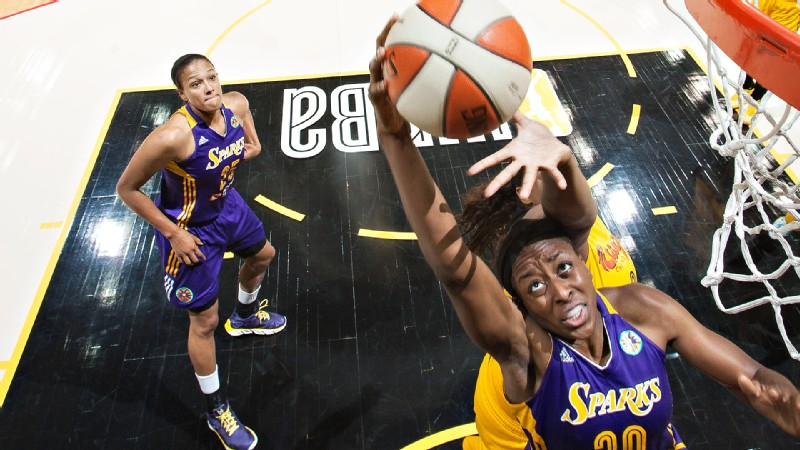 Nneka Ogwumike averaged 14.6 points and 7.6 rebounds and started every game during her second season in the WNBA.