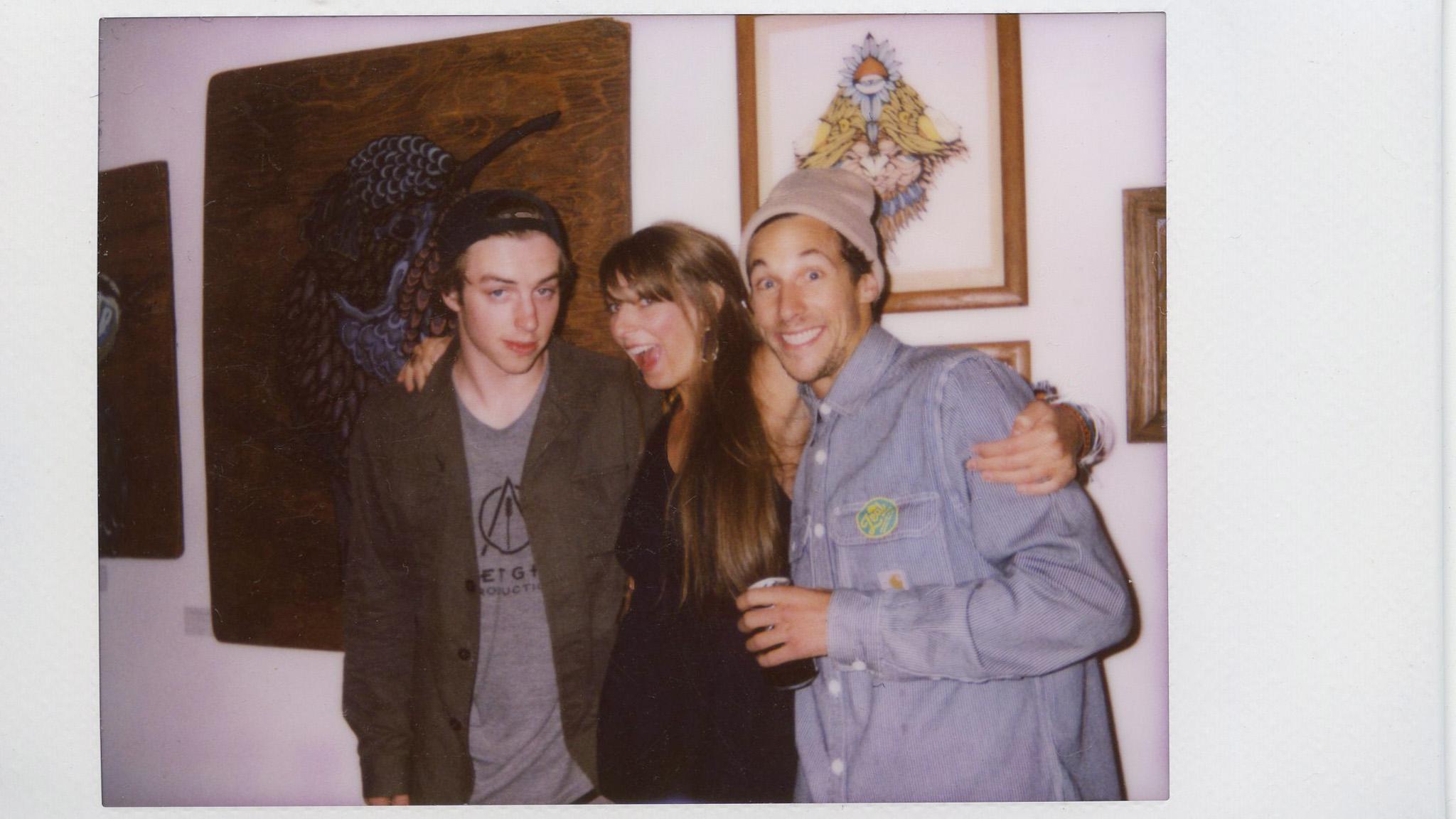 Max Santeusanio, Leah Fielding, Whit Boucher