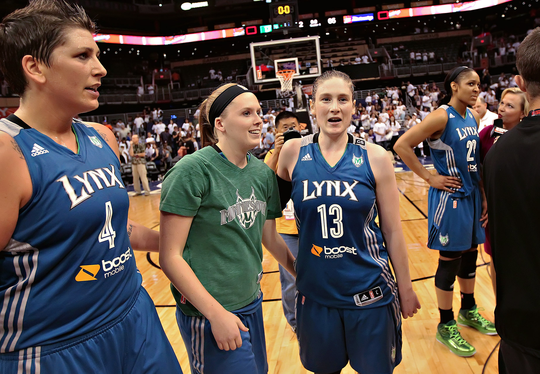 WNBA Western Conference Finals